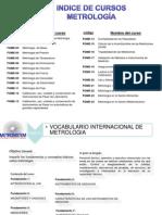 Cursos Metrologia Actual (Revisada)