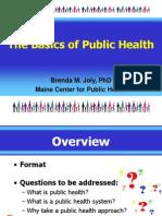 Basics Public Health
