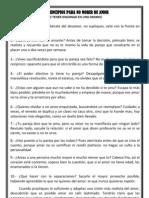 10 Principios Para No Morir de Amo1