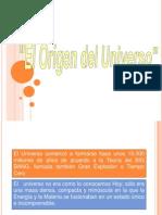 Teorias Antiguas Del Origen Del Universo