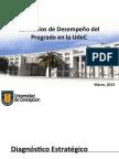 Presentación Convenios de Desempeño Pregrado UdeC