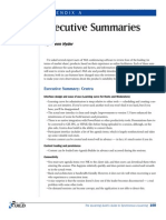 Executive Summary Samples.doc