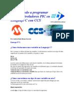 Programando PICs CCS 05