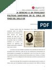 Salud Un Derecho o Un Privilegio - Carla Espinoza
