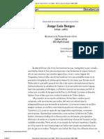 Biografía de Tadeo Isidoro Cruz