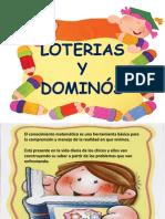 Diapositivas Loterias y Dominos