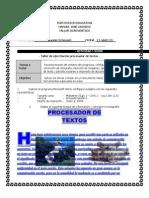 Institucion Educativa.docx Actividad Media Tecnica en Sistemas 11 Yeison Echeverri