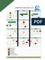 Calendario qualidade