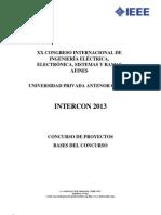 Base Proyectos Intercon 2013