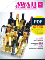 May 2009 Hawaii Beverage Guide