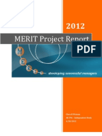 MERIT Report-Penn State