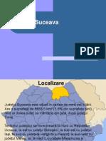 Judetul Suceava - Geografie Umana