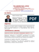 CV Actualizado