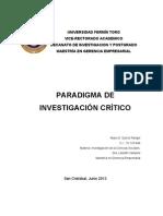 Paradigma Critico
