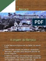 Estilo Barroco - História