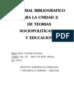 Material bibliográfico - Unidad N°2 - TSEInicial