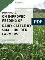 Dairy Manual - Feeding