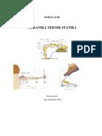 Buku Ajar Mekanika Teknik Statika