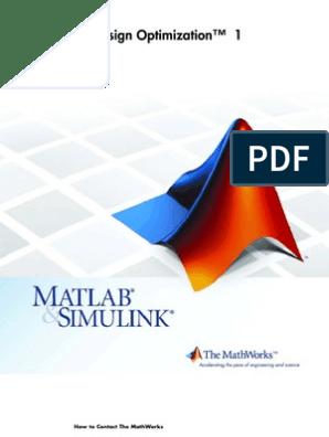 Simulink Design Optimization - User's Guide | Linear Trend
