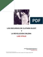 Clotario Blest - Discursos y La Revolucion Chilena