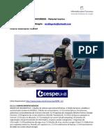 Informática de Concursos - Polícia Rodoviária Federal 2013 - Cespe UnB - superior - www.informaticadeconcursos.com.br