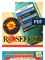 Rosefest 2013