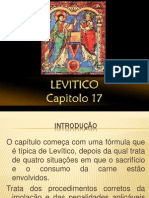 LEVÍTICO CAP17