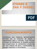 Motores a Gasolina y Diesel