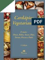 Receitas Vegetarianas e mais