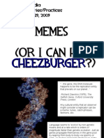 BCM101 Week 8 Viral Video - Memes Slides
