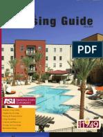 2012-2013 Housing Guide