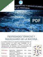 8 Propiedades térmicas y moleculares de la materia
