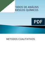 Analisis de Riesgos Quimicos