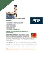 Gelatina Colorida e Enroladinho de Salsicha