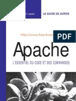 Apache - L'Essentiel Du Code Et Des Commandes