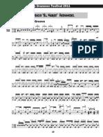 Candela Groove Drums PDF