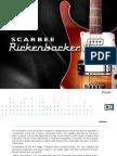 Scarbee Rickenbacker Bass Manual English