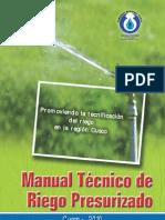 Manual Tecnico de Riego Presurizado