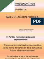 PPS Bases de Accion Politica2