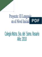 proyecto fonoaudiológico 2[1].doc