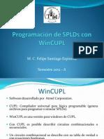 Programacion de SPLDs Con WinCUPL Semafoto