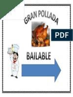 Anuncio Pollada