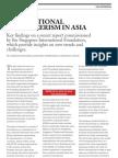 INTERNATIONAL VOLUNTEERISM IN ASIA