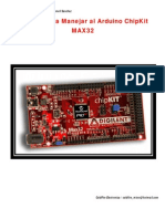 !!! Tutorial Para Manejar Al Arduino ChipKit MAX32 !!!