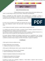 (Desconto de Duplicatas - Contabiliza307303o)