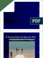 Água do Mar - Oceanografia Química.pdf