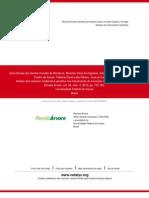 Análise dos resíduos madeireiros gerados nas marcenarias do município de Viçosa - Minas Gerais