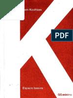 Koolhas, Rem - Espacio basura.pdf