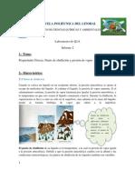 Informe Lab de Quimica 2