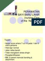 Bkm 122 Slide Perawatan Bayi Baru Lahir
